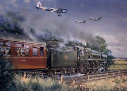 BR Standard 7 Britannia Class