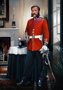Victorian Army Officer