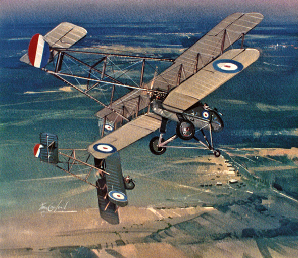 Royal Aircraft Factory FE2b