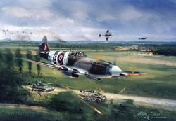 Supermarine Spitfire XII