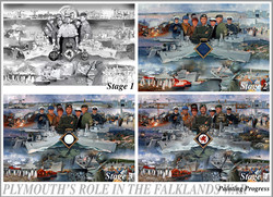 Plymouth & Falklands progress