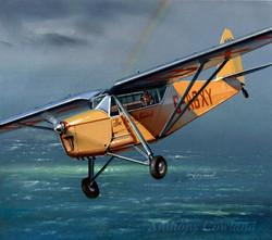 De Havilland Puss Moth