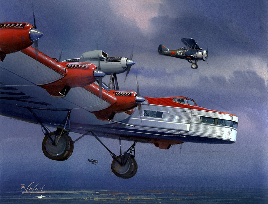 Tupolev ANT20