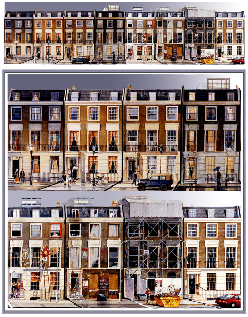 The History of a London House