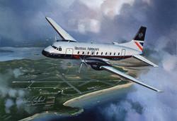 Hawker Siddeley 748 British Airways