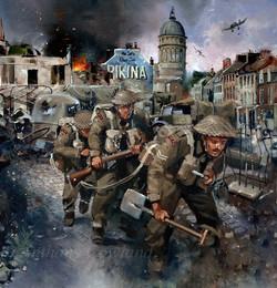 Pioneer Corps Dieppe