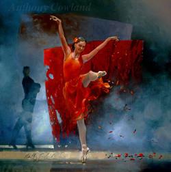 Dance. Temptress Carmen