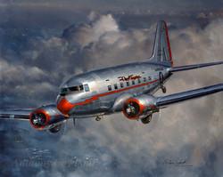 Douglas DC3 American Airlines