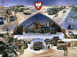 7 Transport Regt Op.TELIC Iraq