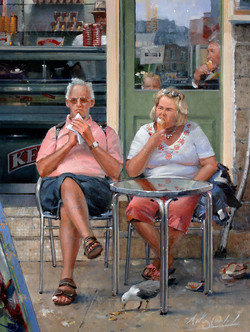 Ice Cream in St Ives