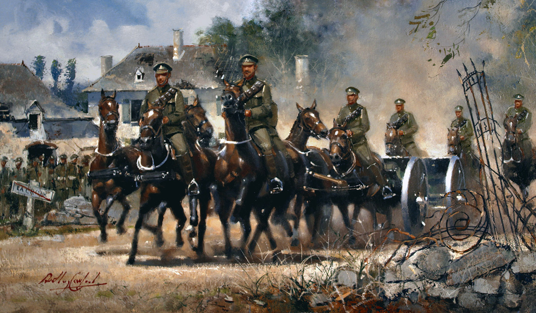 Royal Horse Artillery ww1
