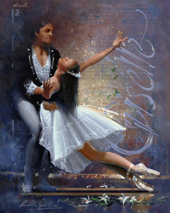 Dance. Giselle