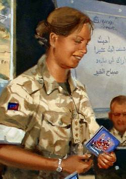 Army educator