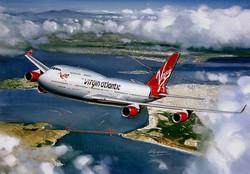 Boeing 747 Virgin Atlantic
