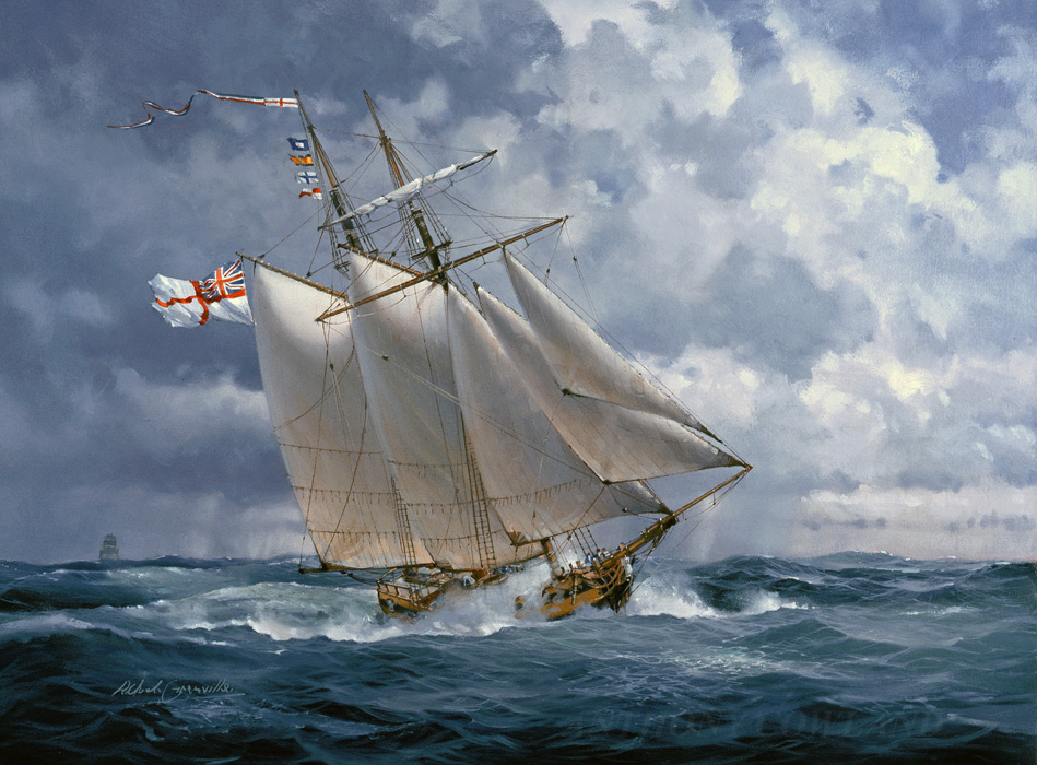 HMS Pickle (version A)