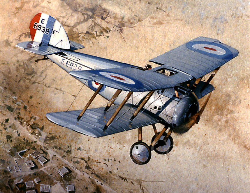 Sopwith Snipe Iraq 1919