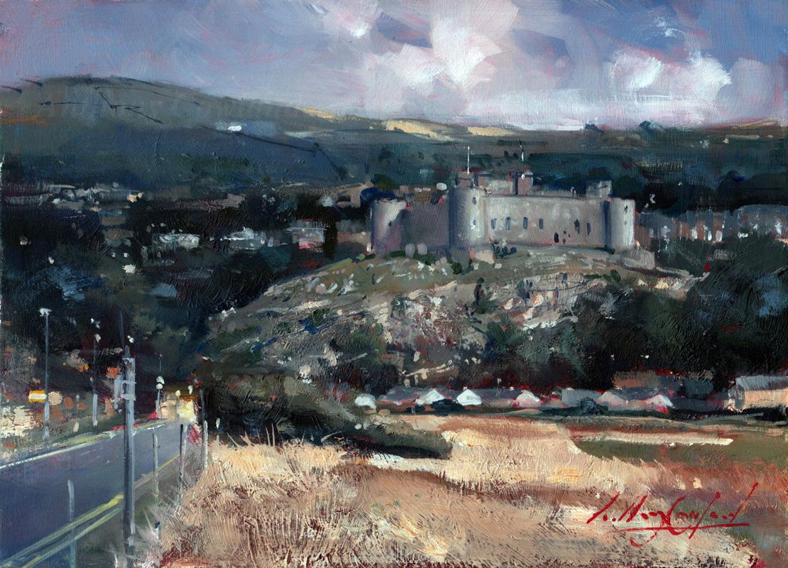 Harlech Castle. Wales