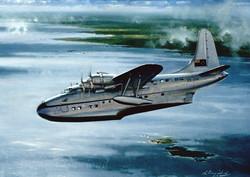 Short Solent. Tasman Empire Airways Limited