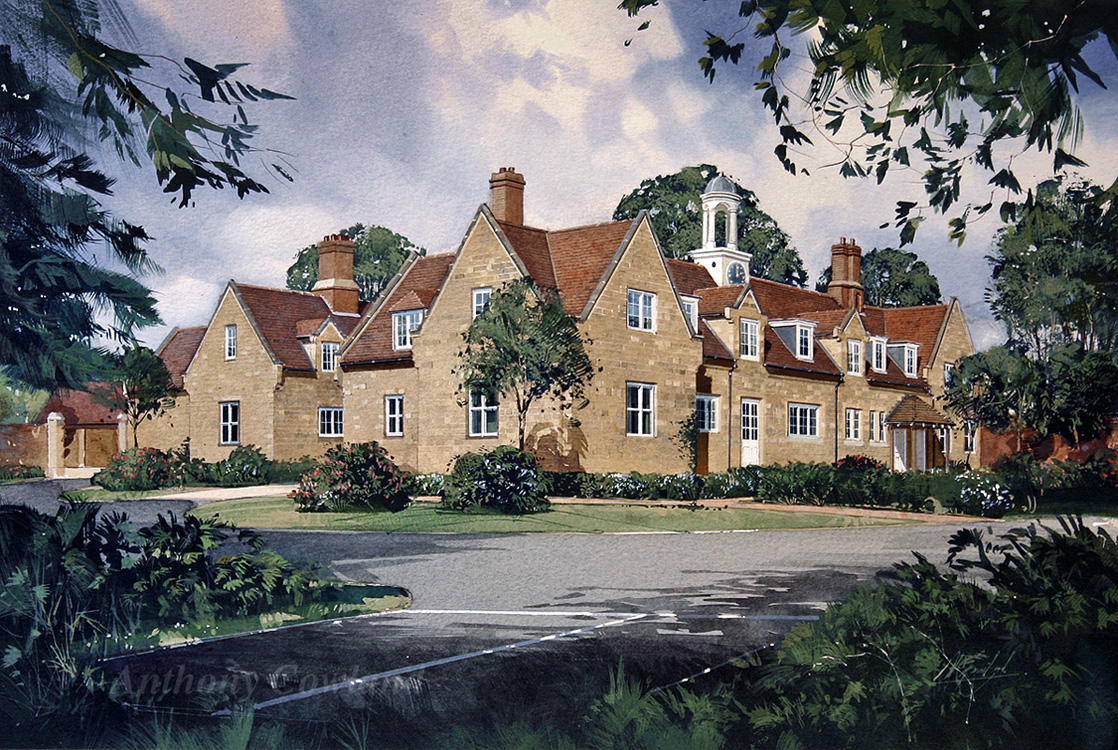 Penshurst house development