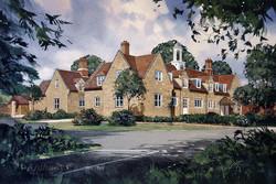 Penshurst house development