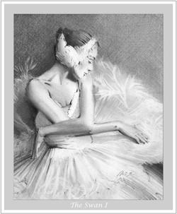 Dance. The swan I