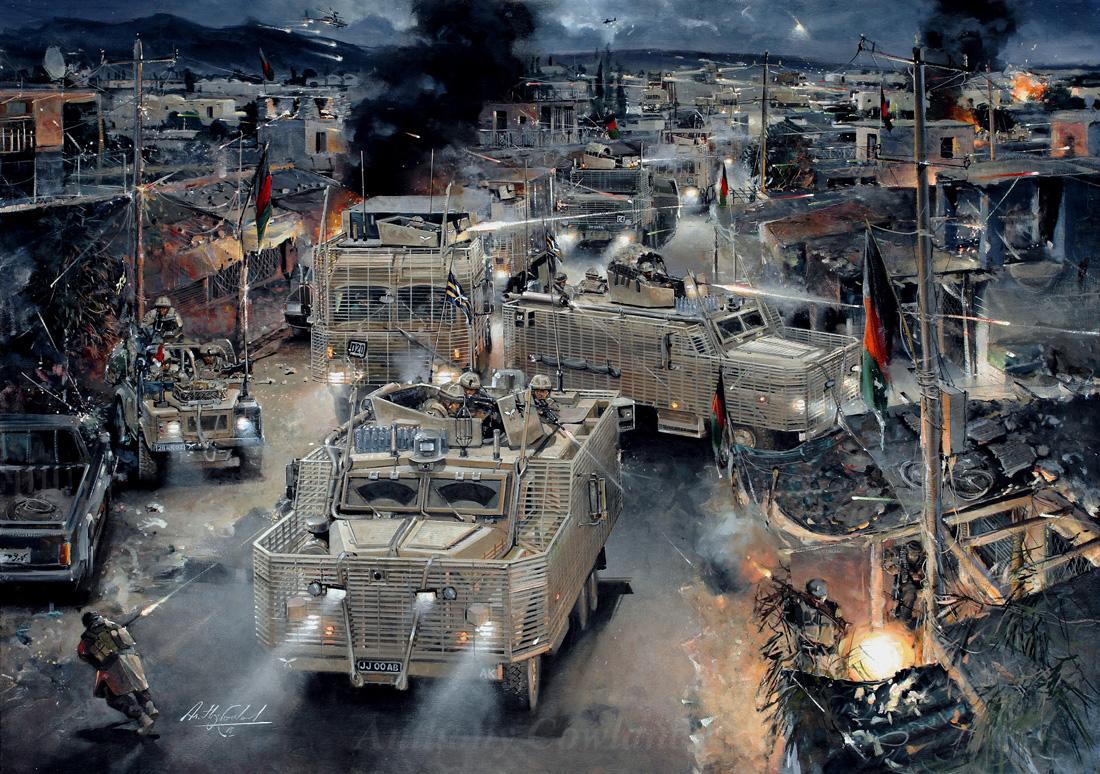 Ambush in Sangin