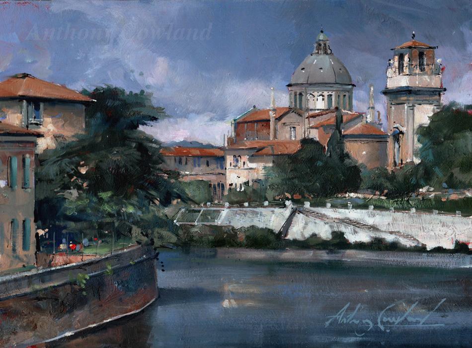 Verona San Giorgio. Italy