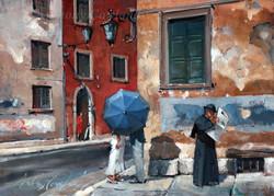 A Verona corner. Itlay