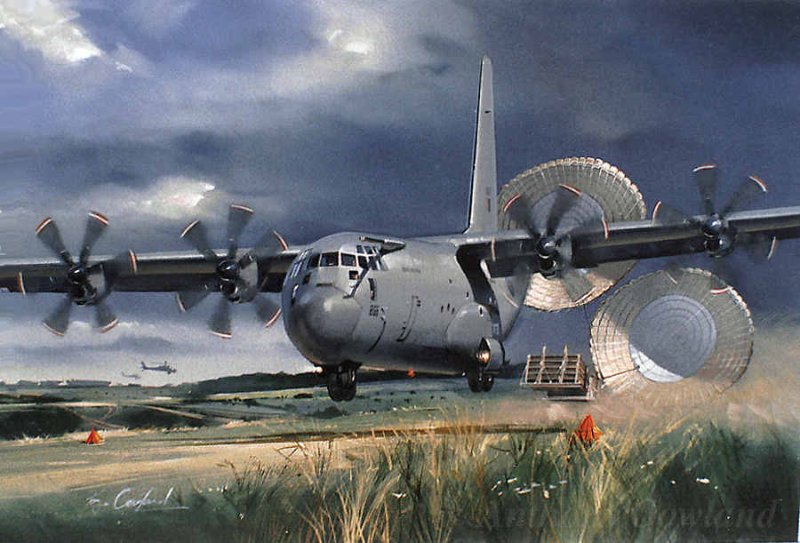 Lockheed Hercules (Dowty Propellers)