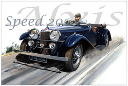 Alvis Speed 20