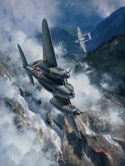 De Havilland Mosquito. Post War