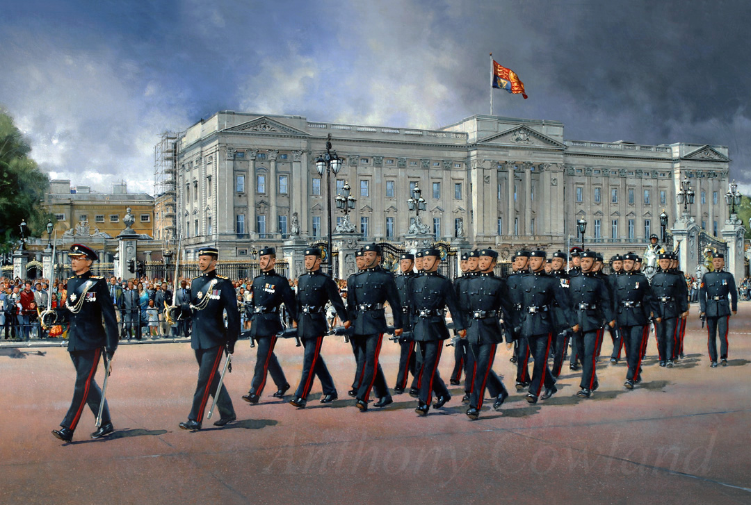 QOGLR Buckingham Palace Public Duties 2019