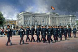 QOGLR Buckingham Palace Public Duties 2019