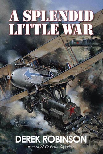A Splendid Little War. Derek Robinson