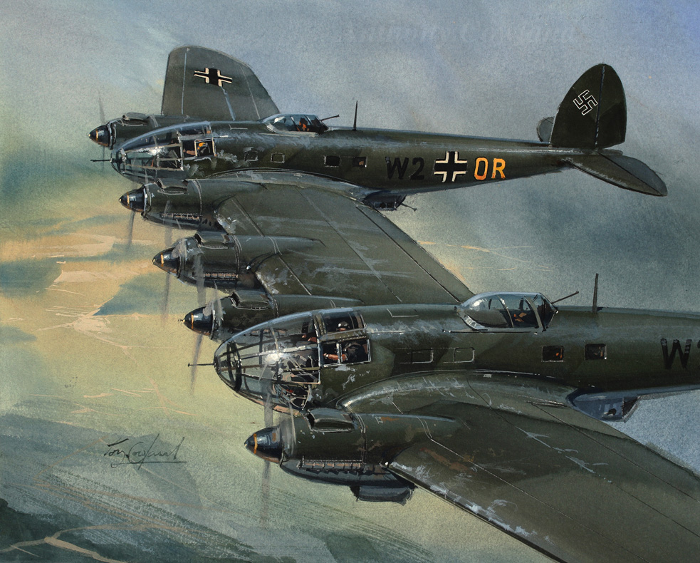 Heinkel He 111Z Zwilling
