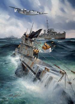 U Boat Black Flag (surrender)