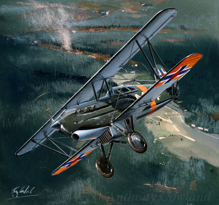 Avia B534-IV