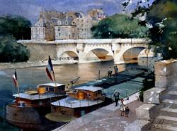Paris. Le Pont Neuf