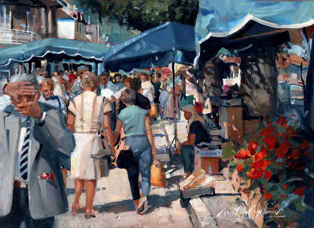 Market framer. France