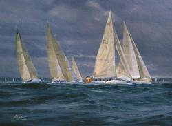 Admirals Cup, Isle of Wight