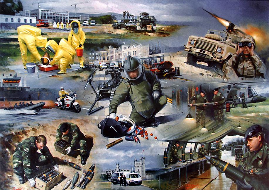 11EOD Regiment RLC