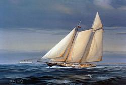 Yacht America
