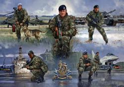 Military Provost Guard Service