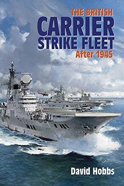 The British Carrier Strike Fleet after 1