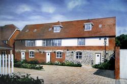 House development Boughton, Kent