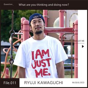 RYUJI KAWAGUCHI