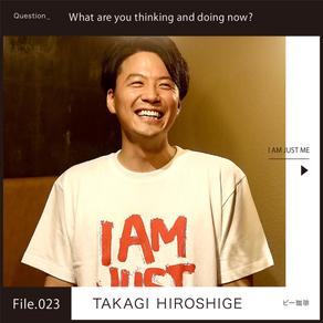 TAKAGI HIROSHIGE