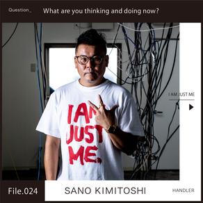 SANO KIMITOSHI