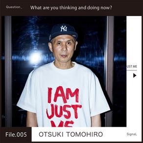 OTSUKI TOMOHIRO