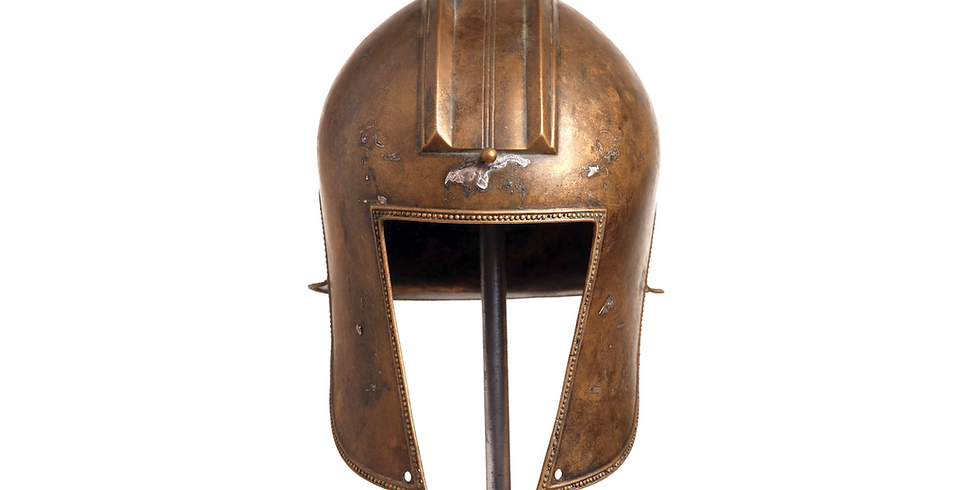 The Greco-Illyrian Helmet of Găvojdia / The History of Romania in One Object